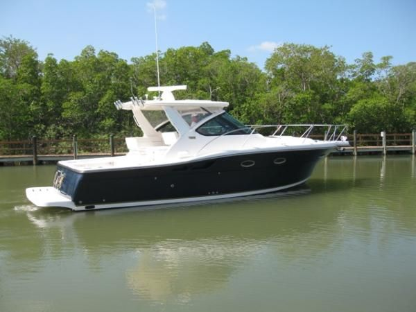We're selling this lovely 32 Tiara open. VALUED AT $165000, she is the least ...