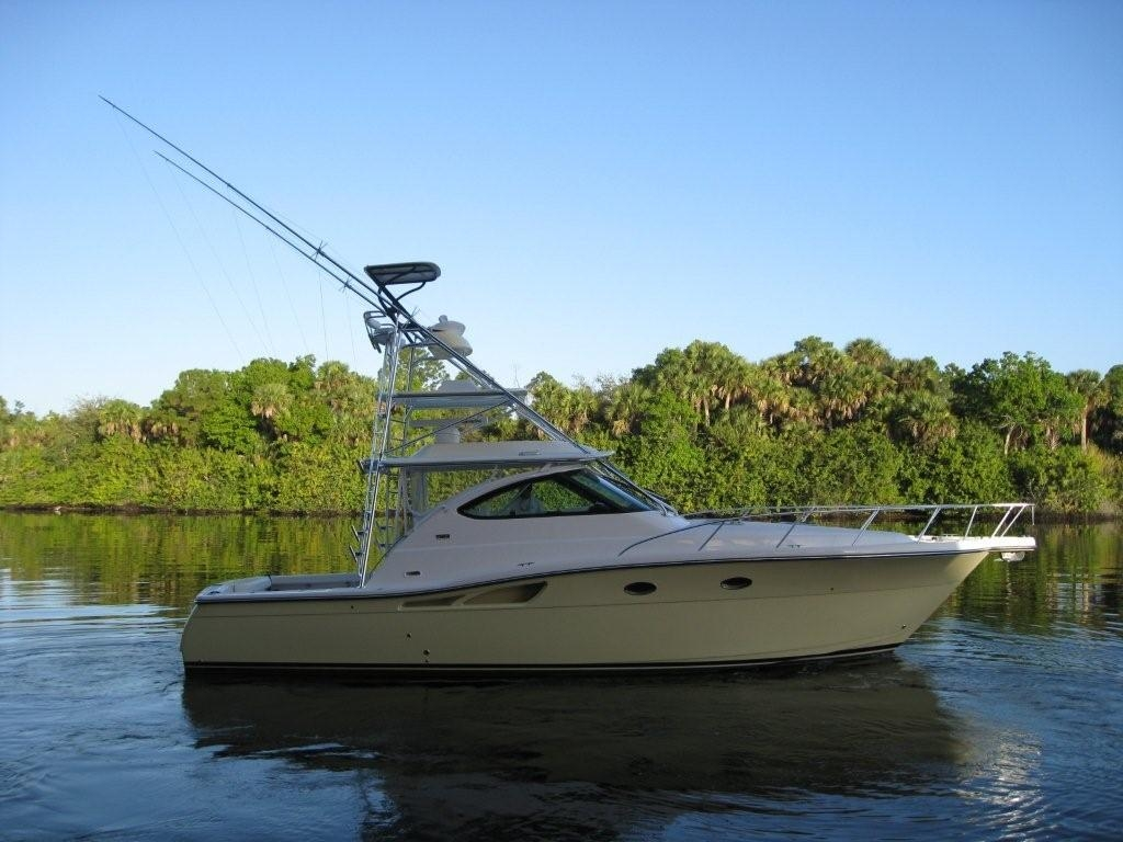 THE 42 IS A GREAT BOAT AND WELL MAINTAINED EMAIL ME FOR A COMPLETE LISTING ...